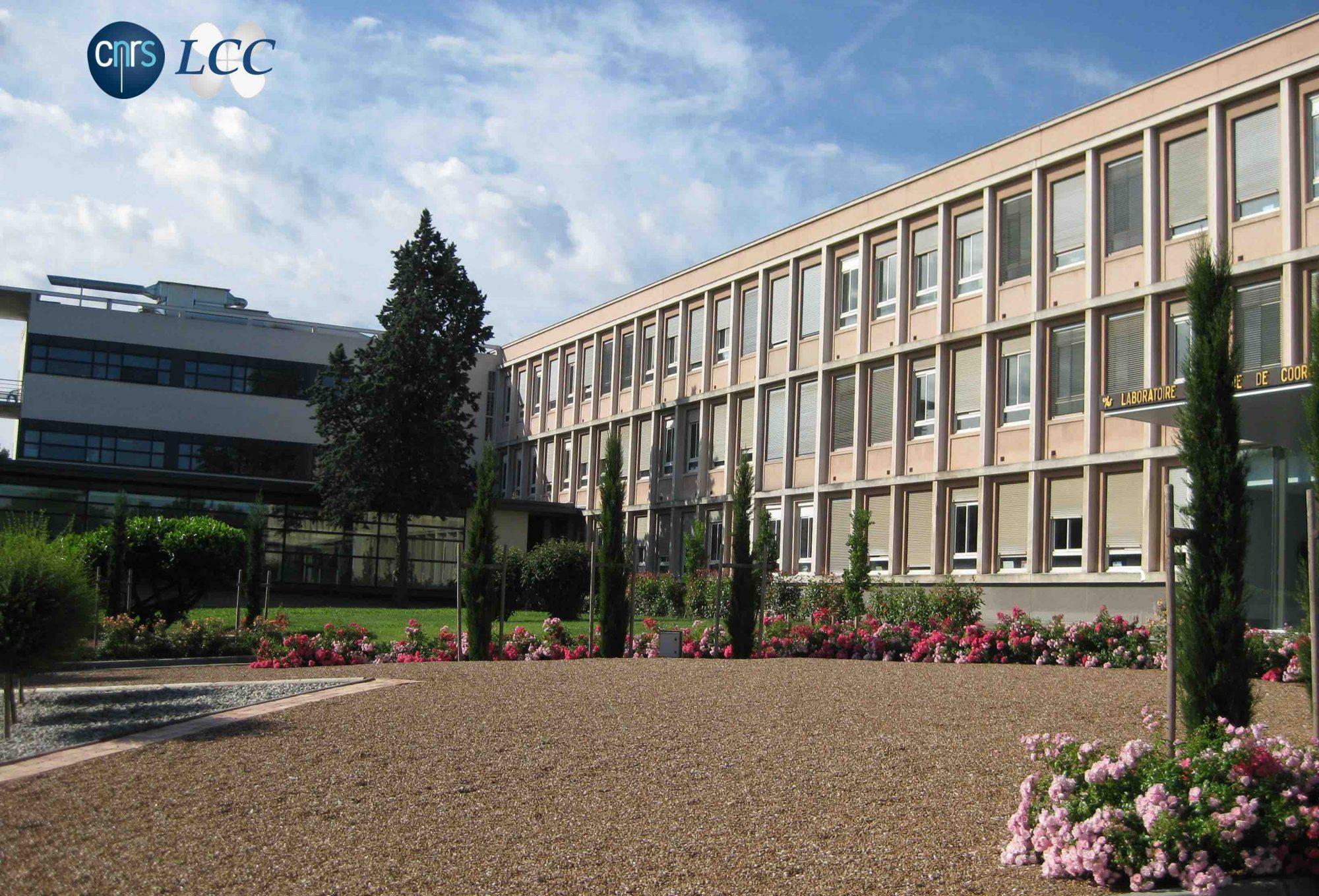 LCC CNRS - Homepages